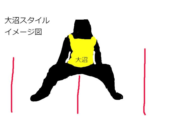 大沼スタイルイメージ図